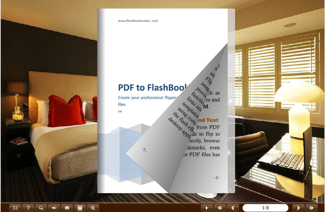 differences of flash books in html exe zip or app format