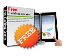 Amazing flash book creator: Free FlashBook Creator
